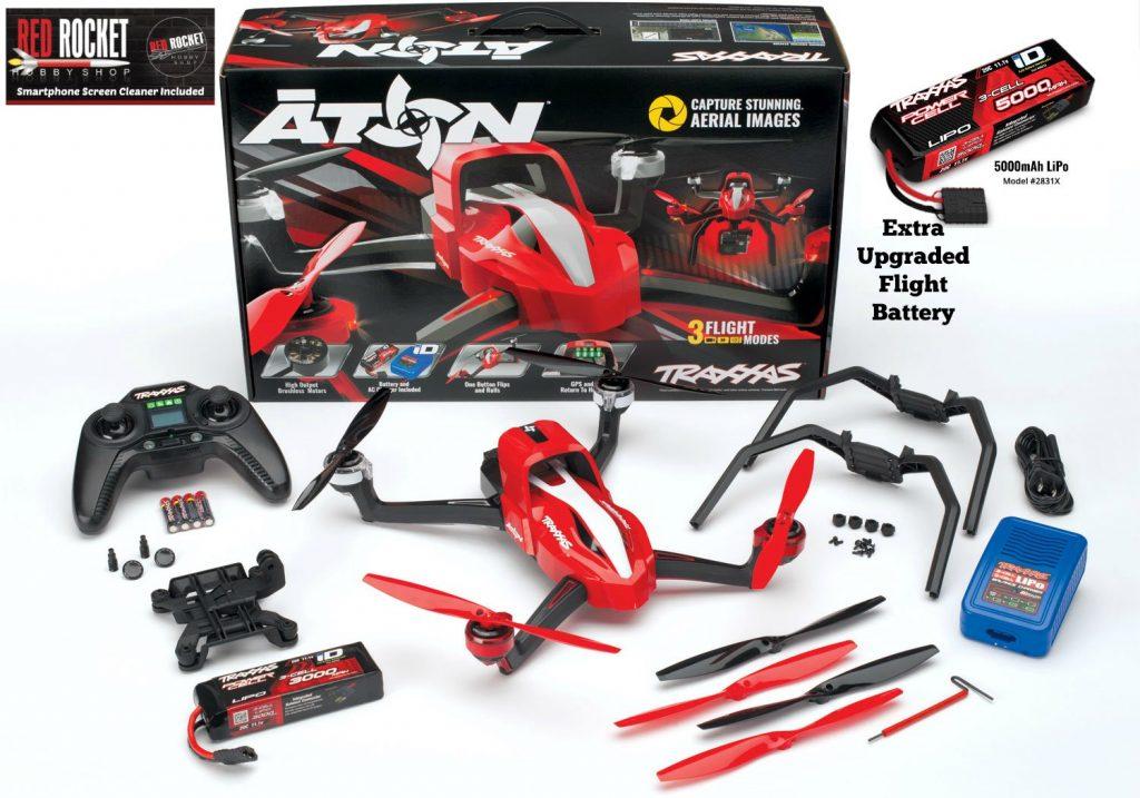 Traxxas atton drone reviews