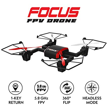Force1 Focus 5.8 GHz FPV Drone