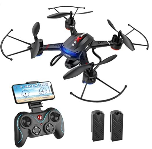 holy stone f181w wifi fpv drone review