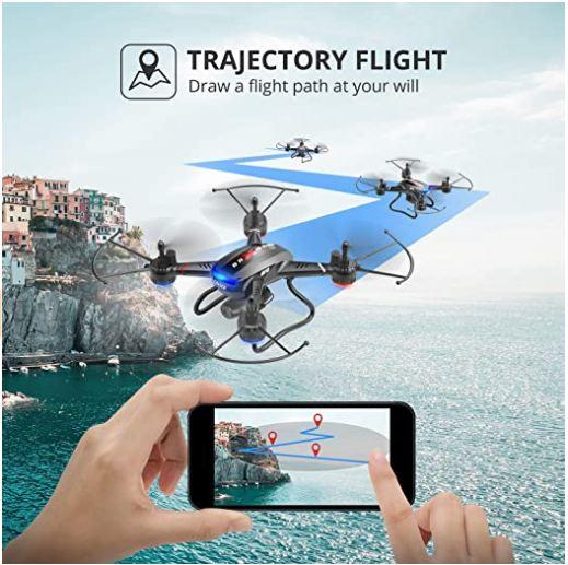 holy stone smart drone f181w