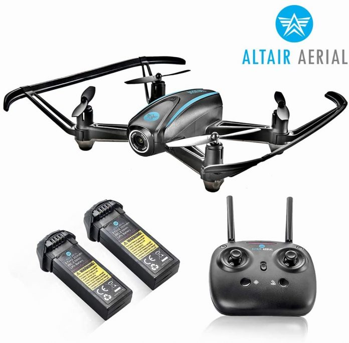 Altair Aerial drone review