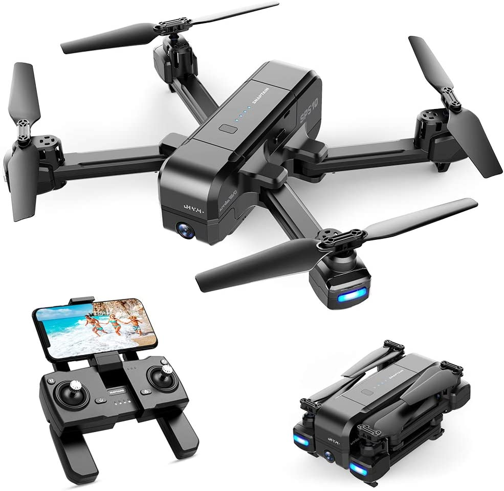 Snaptain SP510 foldable drone review