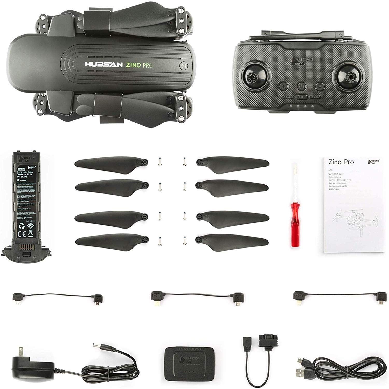 HUBSAN Zino Pro 4k Drones with Camera