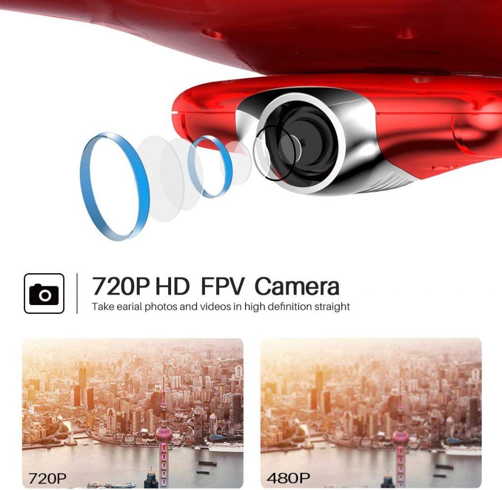 SYMA X5UW Camera