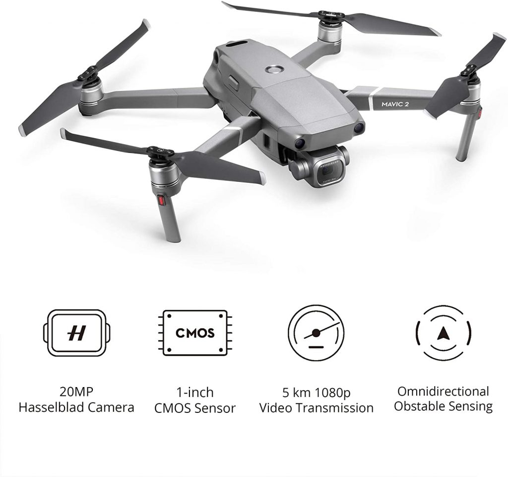 DJI Mavic 2 Pro Drone Specifications