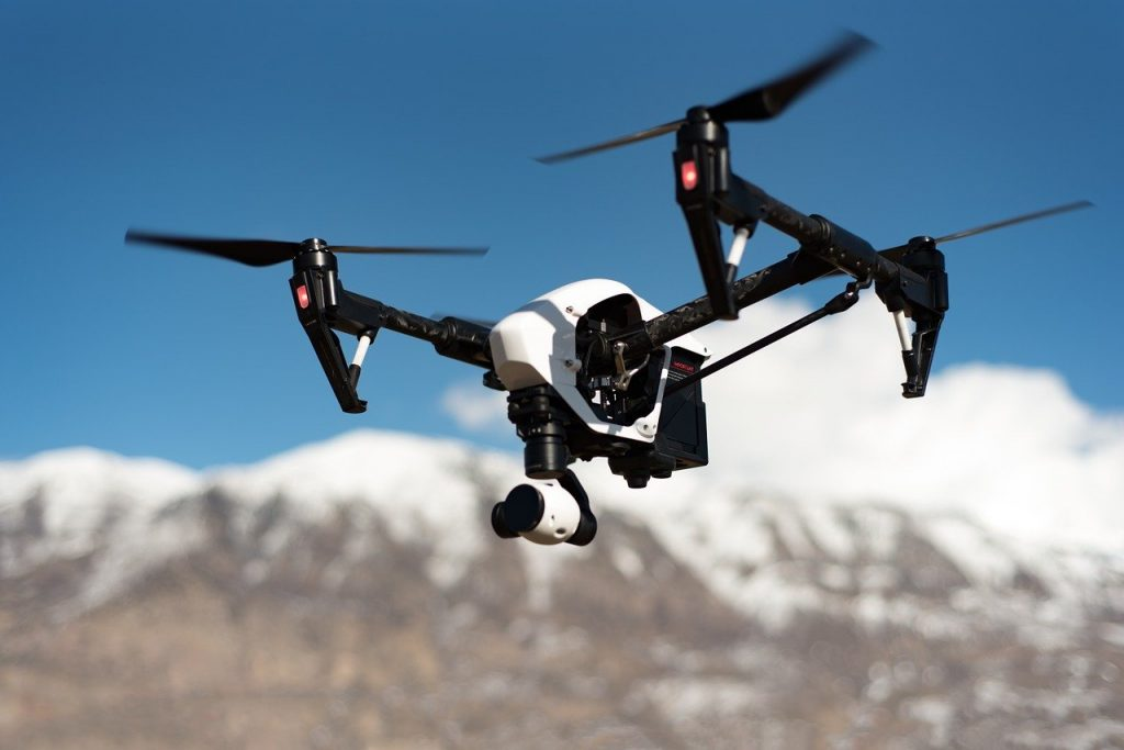 How Far Can Drones Fly