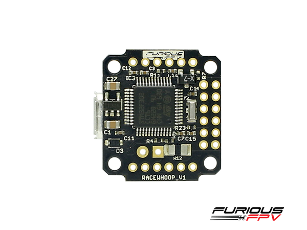 Racewhoop smallest brushless