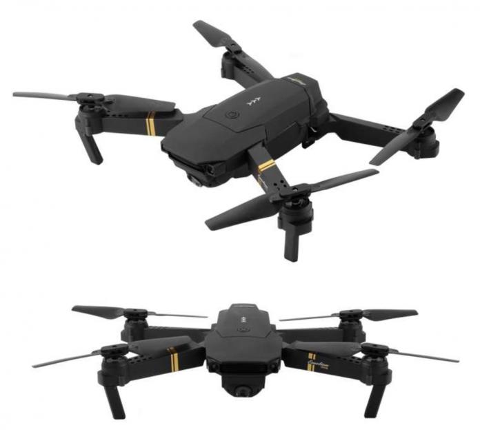 Drone X Pro shots