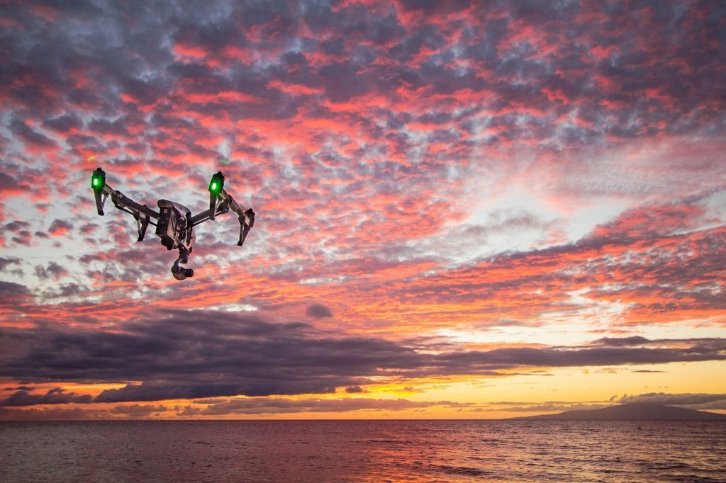 How High Can A Drone Fly?