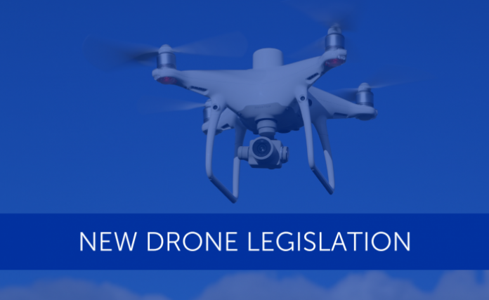 uk drone law