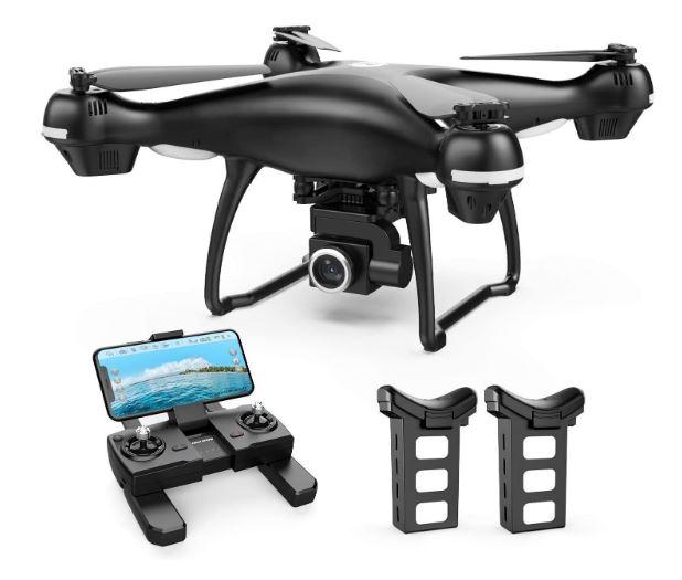 Holy Stone HS100 2K GPS FPV RC Fishing Drone